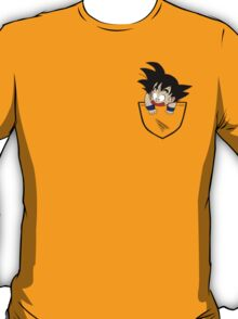 Pocket Saiyan T-Shirt