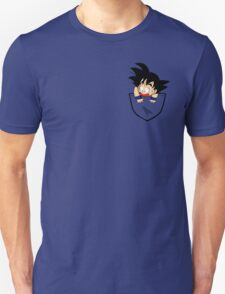 Pocket Saiyan (original) T-Shirt