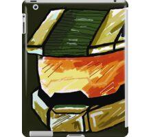 Master Chief Sketch iPad Case/Skin