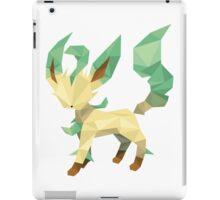 Origami Leafeon iPad Case/Skin