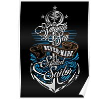 Skilled Sailor Poster