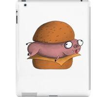 The True Hamburger iPad Case/Skin