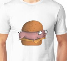 The True Hamburger Unisex T-Shirt