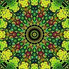 Color Glob Kaleidoscope by fantasytripp