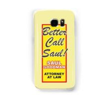 Better Call Saul - Vertical Samsung Galaxy Case/Skin