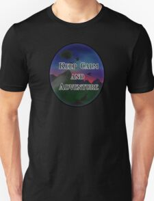 Keep Calm And Adventure Unisex T-Shirt