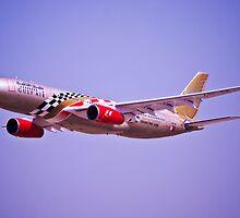 Gulf Air - A9C-KB by Bucheeri