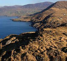 Atlantic Coast, County Kerry, Ireland by aidan  moran