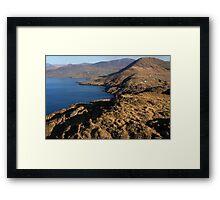 Atlantic Coast, County Kerry, Ireland Framed Print