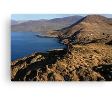 Atlantic Coast, County Kerry, Ireland Canvas Print