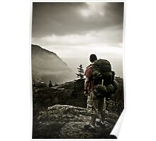 The Hiker Poster