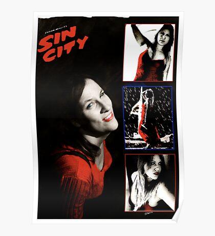 Graphic Novel Poster