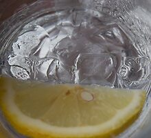Tonic water with lemon by richardseah
