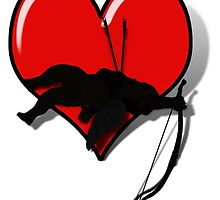 Cupid, Casualty of Love by Gravityx9