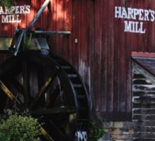 Harpers Mill Sticker