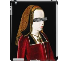 Margaret of Austria, Duchess of Savoy iPad Case/Skin