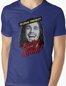 Better Call Saul - Pineapple Express Mens V-Neck T-Shirt