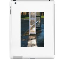 People Leaving Their Homes iPad Case/Skin