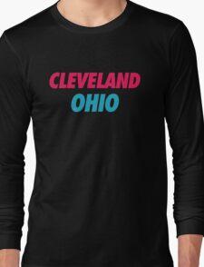 Cleveland Vice  Long Sleeve T-Shirt