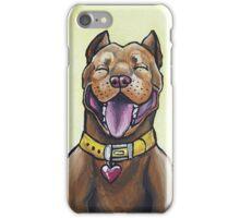 Pit Bull 2 iPhone Case/Skin