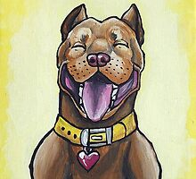 Pit Bull 2 by Coffee Lion