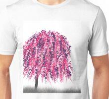 Purple Willow Unisex T-Shirt
