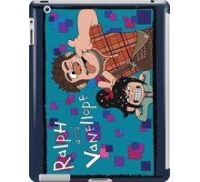 RALPH & VANELLOPE iPad Case/Skin