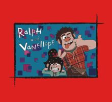 RALPH & VANELLOPE Kids Clothes