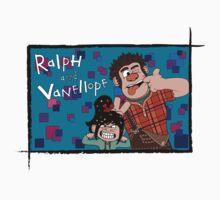 RALPH & VANELLOPE One Piece - Long Sleeve