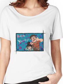 RALPH & VANELLOPE Women's Relaxed Fit T-Shirt