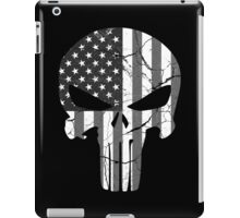 American Punisher - Subdued iPad Case/Skin