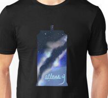 Allons-Y Tardis Unisex T-Shirt