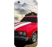 El Camino iPhone Case/Skin