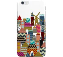 geo town iPhone Case/Skin