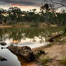 Murray River by Alex Stojan