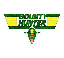 Bounty Hunter Emblem Photographic Print