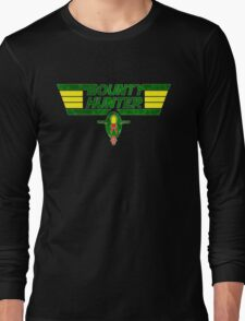 Bounty Hunter Emblem Long Sleeve T-Shirt