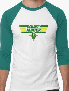 Bounty Hunter Emblem Men's Baseball ¾ T-Shirt