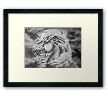 El Furioso Framed Print