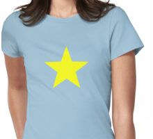 Yellow Star Pearl Steven Universe Womens Fitted T-Shirt