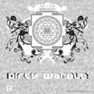 Dirty Warble Sri Yantra by VII23