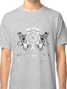 Dirty Warble Sri Yantra Classic T-Shirt