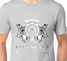 Dirty Warble Sri Yantra Unisex T-Shirt