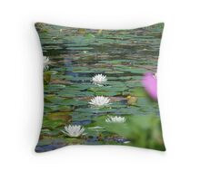 Louts Throw Pillow