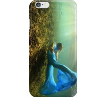 Mermaid 1 iPhone Case/Skin