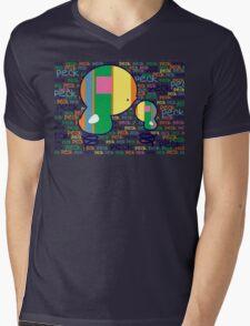 Peck Peck TShirt Mens V-Neck T-Shirt