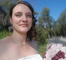 Bridal Radial Blur by Alihogg