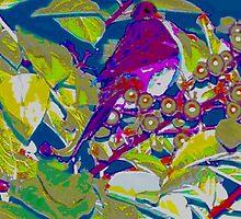 Plump plump bird by ♥⊱ B. Randi Bailey