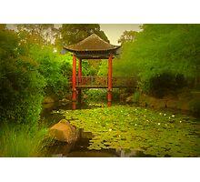 Monet Moment No 2 Photographic Print