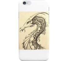 Dragon 2014 iPhone Case/Skin